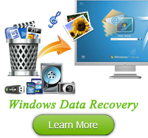 Software de recuperación de datos de Windows