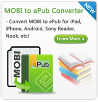 ipubsoft mobi to epub converter