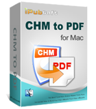 Mac CHM to PDF Converter: Open Compiled Help Manual in Mac