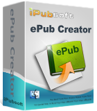 iPubsoft ePubクリエーター for Mac