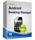 android manager desktop del Mac
