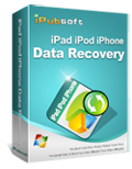 recupero di dati ipubsoft ipad iphone ipod