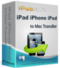 ipubsoft ipad iphone ipod al trasferimento del mac