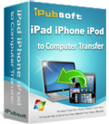 ipubsoft iPad iPhone iPod au transfert de l'ordinateur