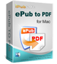 epub to pdf converter for mac