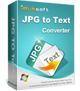 convert jpg pictures into text