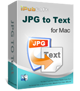 jpg to text mac