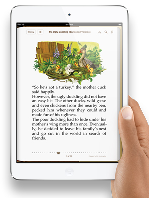 the way to read a kindle e book on ipad