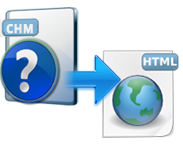 chm to html conversion