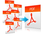 combile multiple pdf files