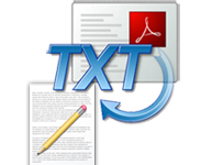 text extraction from adobe pdf