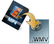mp4 to wmv