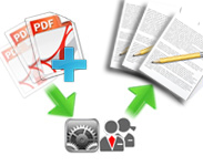 how to extract one page from pdf