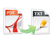 pdf to txt conversion