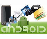 recupero file android