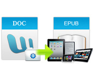 doc to epub conversion