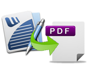 convert word documents into pdf