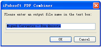 enter file name for combined pdf