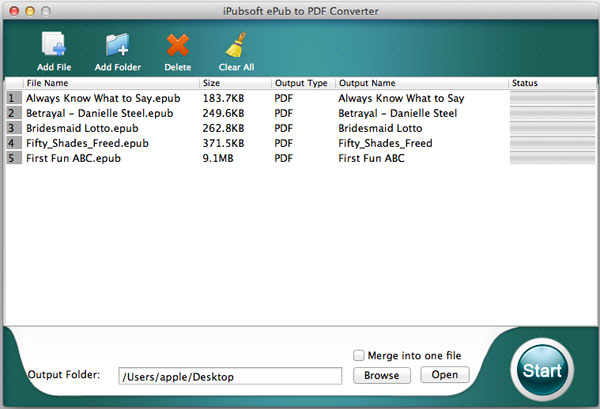 ABC PDF MERGER MAC PDF