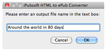 input file name to merge multiple html files