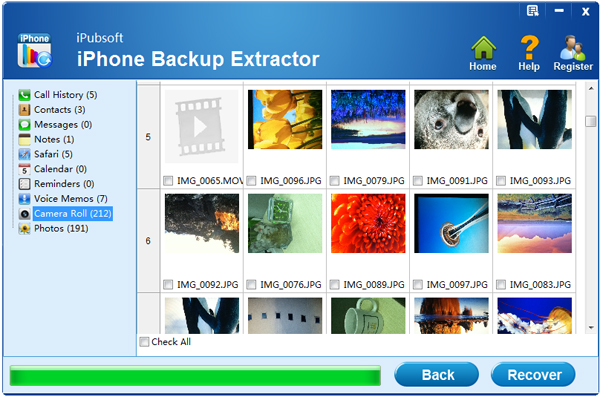 iPhone Backup Extractor: Extract iPhone Data from iTunes