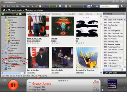 Top 5 Free iTunes Alternatives - Best Free Replacement to iTunes