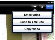 upload ipad videos to youtube