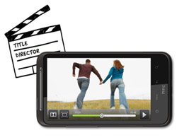 play videos on htc desire hd