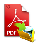 extract pictures from adobe pdf