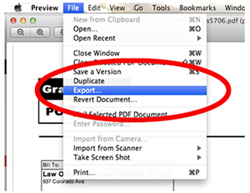 password protect pdf on mac